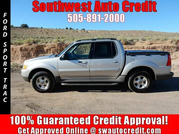 2002 Ford Explorer Sport Trac Value 4dr 4WD Crew Cab SB *IN HOUSE...