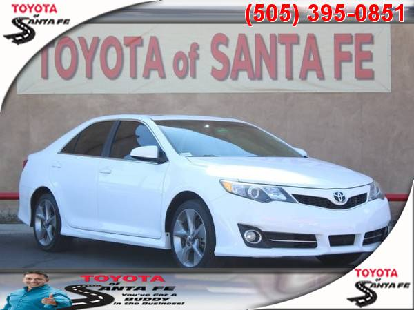 2013 Toyota Camry 4dr Sdn V6 Auto SE * Toyota * Camry * We Finance!