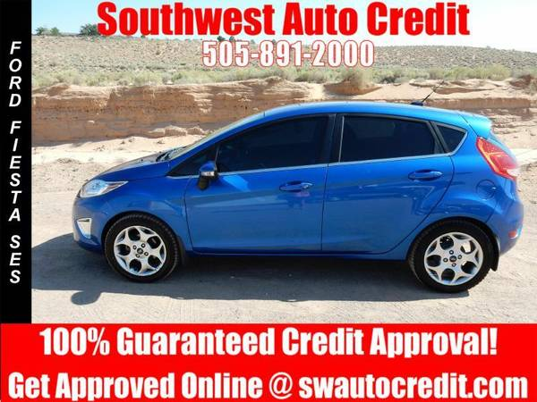2011 Ford Fiesta SES 4dr Hatchback *IN HOUSE FINANCING*