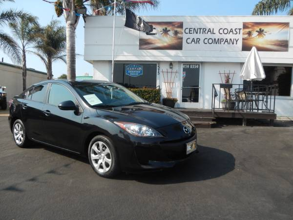 2012 MAZDA 3 I SPORT SUPER CLEAN PRICED TO SELL!!!!!