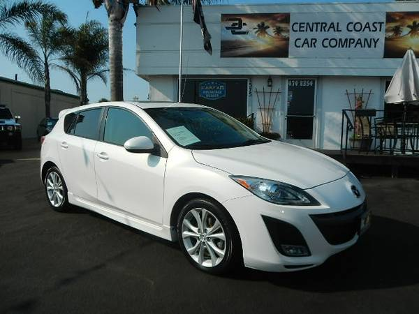 2011 MAZDA 3 HATCHBACK GRAND TOURING FULLY LOADED NAVIGATION!!!!