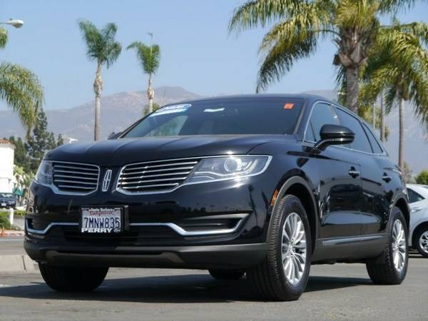 2016 Lincoln MKX Select SUV MKX Lincoln