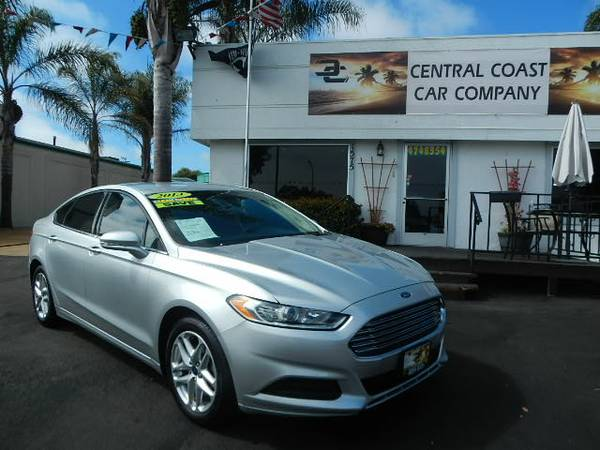2013 FORD FUSION SILVER LOW MILES GAS SIPPER COME DRIVE HOME TODAY!!!!