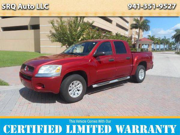 2006 *Mitsubishi* *Raider* LS Double Cab 2WD *You're Approved*- Ca
