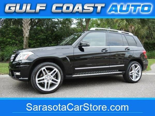 2011 Mercedes-Benz GLK-Class GLK350! NAV! ONLY 57K MI! SUNROOF! CARFAX