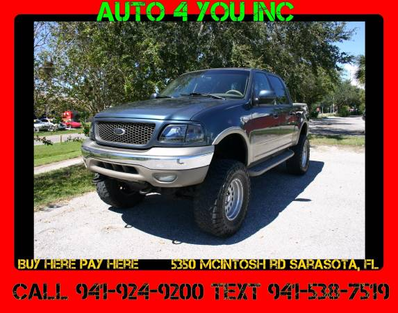 Ford F150 King Ranch 4X4 Lifted * Warranty * Serviced * Auto 4 You
