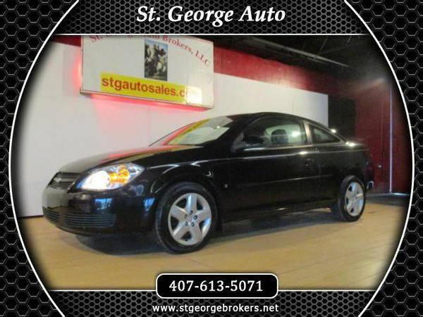 2007 *Chevrolet* *Cobalt* LT2 Coupe - Call or Text! Financing Availabl