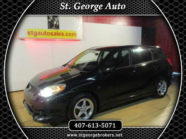 2004 *Toyota* *Matrix* XRS 5-Speed MT - Call or Text! Financing Availa
