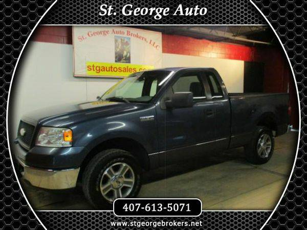 2006 *Ford* *F-150* *F 150* *F150* XLT Long Bed 2WD - Call or Text! Fi