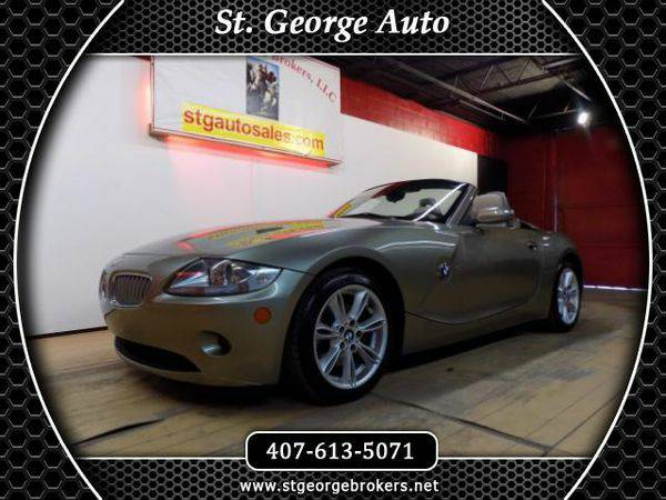 2005 *BMW* *Z4* 3.0i - Call or Text! Financing Available