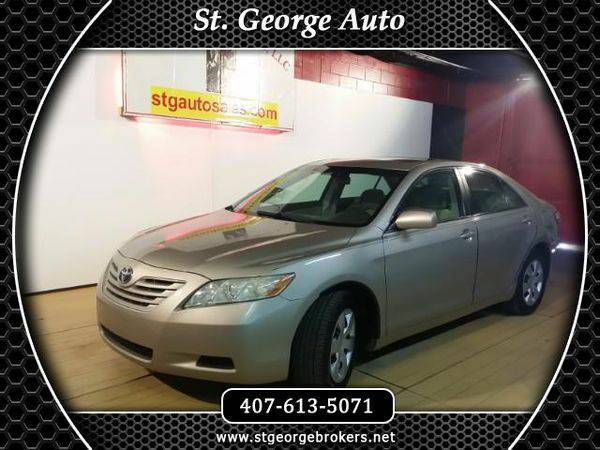 2007 *Toyota* *Camry* LE V6 - Call or Text! Financing Available