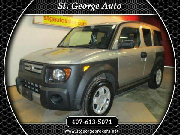 2008 *Honda* *Element* LX 2WD AT - Call or Text! Financing Available
