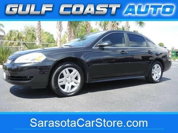 2012 *** Chevrolet Impala LT Retail! FL CAR! ONLY 41K MI! CARFAX CERT!
