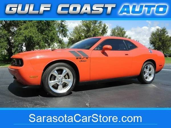 2009 Dodge Challenger R/T! FL CAR! ONLY 38K MI! CARFAX CERT! SHARP...