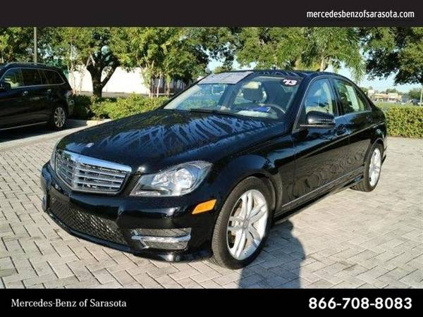 2013 Mercedes-Benz C-Class C250 Sport SKU:DR295740 Sedan