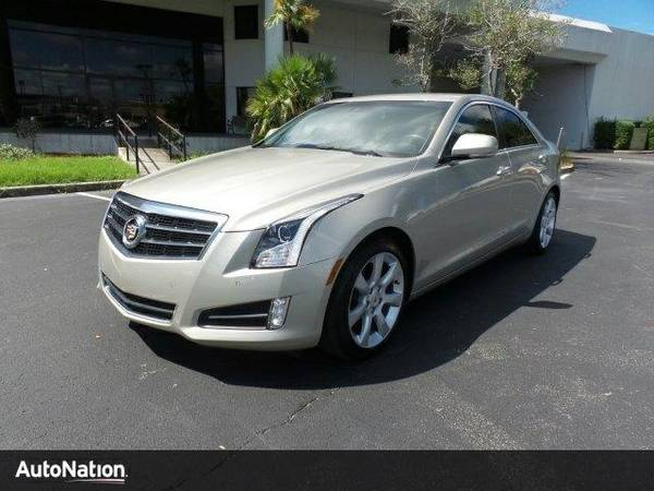 2013 Cadillac ATS Performance SKU:D0137443 Cadillac ATS Performance Se