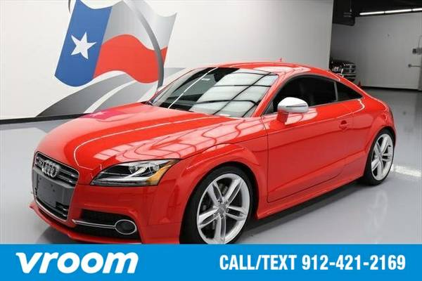 2013 Audi TTS 2.0T Premium Plus 7 DAY RETURN / 3000 CARS IN STOCK