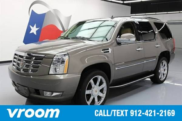 2014 Cadillac Escalade Luxury 7 DAY RETURN / 3000 CARS IN STOCK
