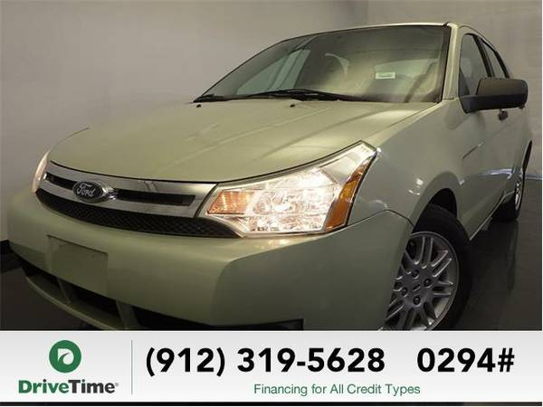 Beautiful 2010 *Ford Focus* SE (Natural Neutral Metallic) - Clean...