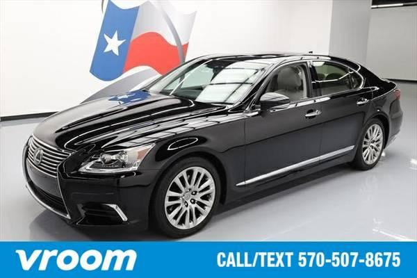 2015 Lexus LS 460 4dr Sedan Sedan 7 DAY RETURN / 3000 CARS IN STOCK