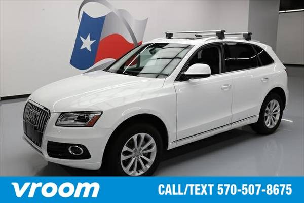 2016 Audi Q5 2.0T Premium 7 DAY RETURN / 3000 CARS IN STOCK