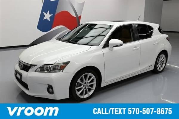 2011 Lexus CT 200h 7 DAY RETURN / 3000 CARS IN STOCK