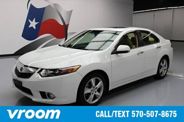 2013 Acura TSX 2.4 7 DAY RETURN / 3000 CARS IN STOCK