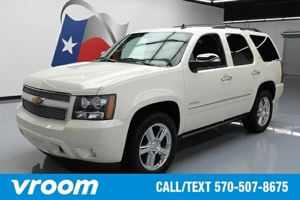 2014 Chevrolet Tahoe LTZ 7 DAY RETURN / 3000 CARS IN STOCK