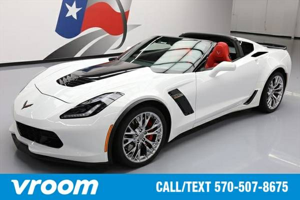 2016 Chevrolet Corvette Z06 7 DAY RETURN / 3000 CARS IN STOCK