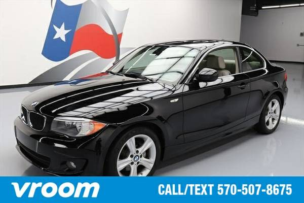 2013 BMW 128 128i 2dr Coupe Coupe 7 DAY RETURN / 3000 CARS IN STOCK