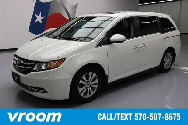 2014 Honda Odyssey EX-L 4dr Mini-Van Wagon 7 DAY RETURN / 3000 CARS IN