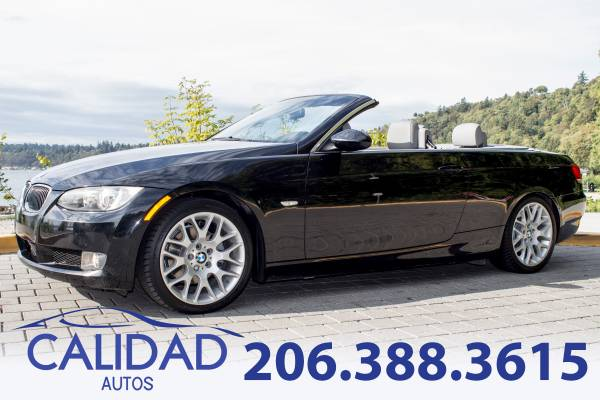 2009 BMW 328I 2dr *OR BEST OFFER** convertible hardtop 3 SERIES *BMW*