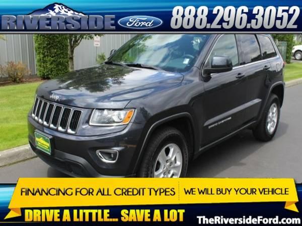 2014 Jeep Grand Cherokee 4D Sport Utility Laredo