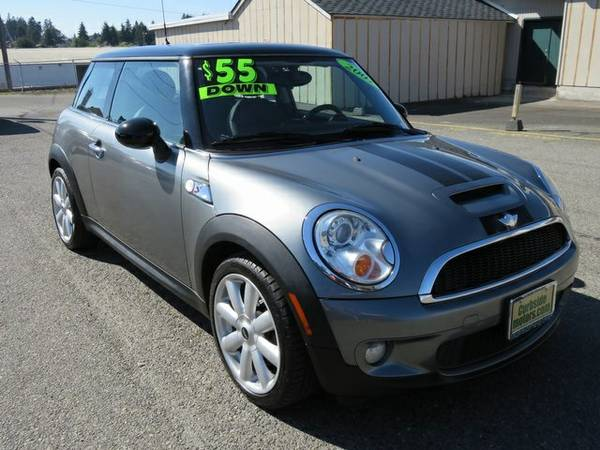 2007 Mini Cooper S 2D Hatchback Base