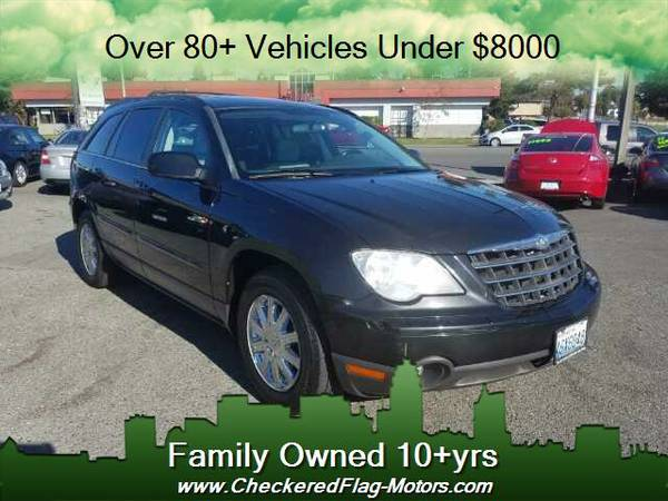 2007 Chrysler Pacifica Touring AWD Fully Loaded!!