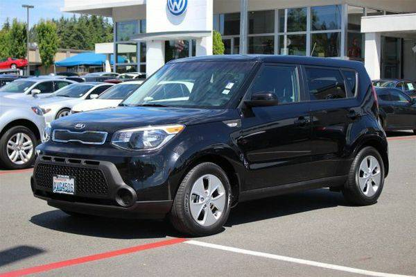 2014 *Kia* *Soul* Base 30 MPG