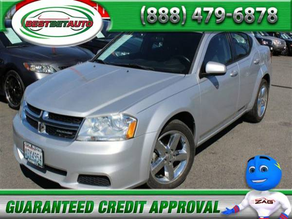 Huge sale going on now 2011 Dodge Avenger 4dr Sdn Mainstreet 4dr Car