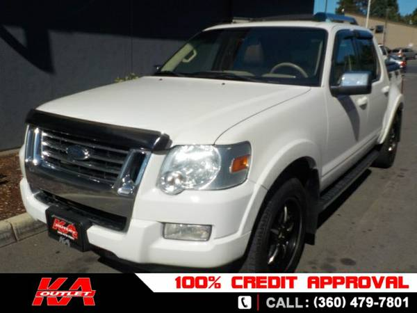 2009 Ford Explorer Sport Trac 4x4 Limited