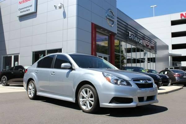 2014 *Subaru* *Legacy* *2.5i Premium* 4dr Car