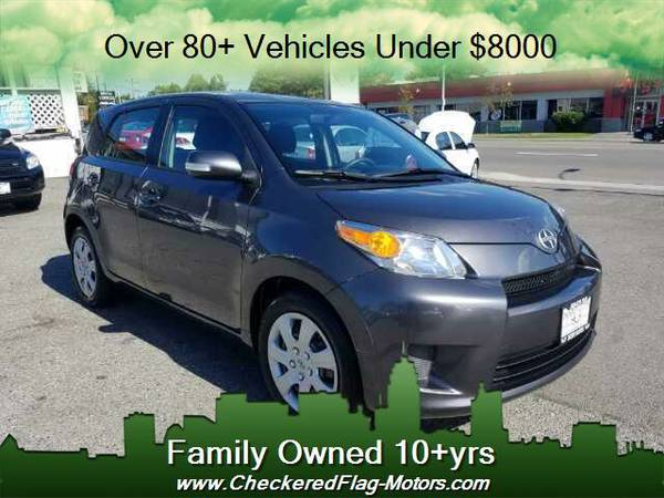 2010 Scion xD Automatic/Low Miles!!