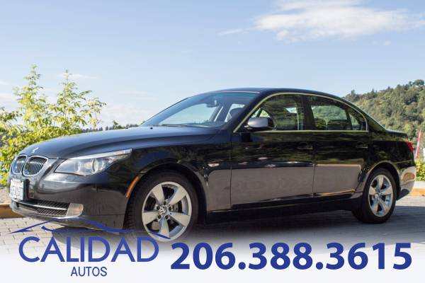 2008 BMW 5 Series 528i BMW 5 Series 528i not 328i
