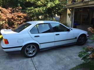 1994 BMW325i
