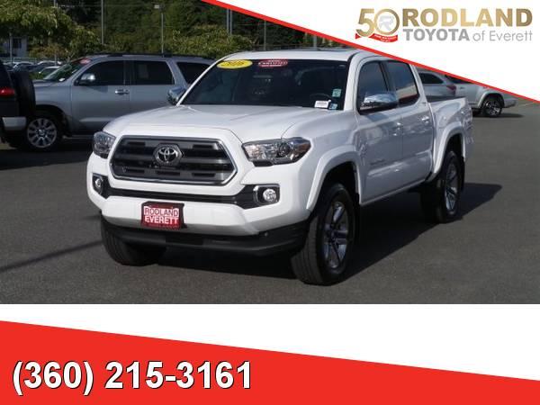 2016 Toyota Tacoma V6 Truck 16