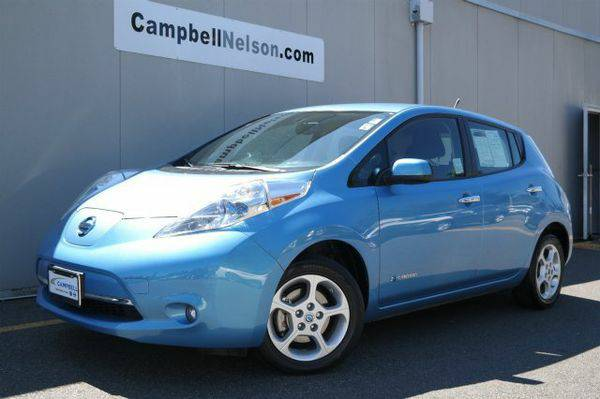 2013 *Nissan* *LEAF* SV -Text for Info today!