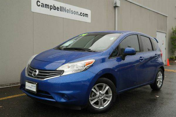 2014 *Nissan* *Versa* *Note* SV -Text for Info today!