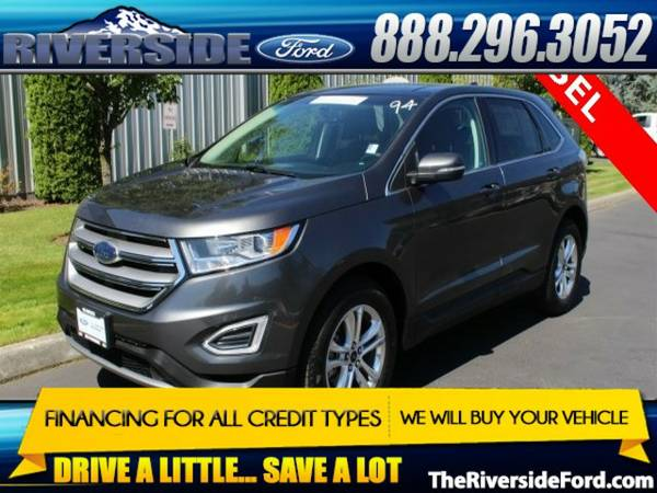 2015 Ford Edge 4D Sport Utility SEL