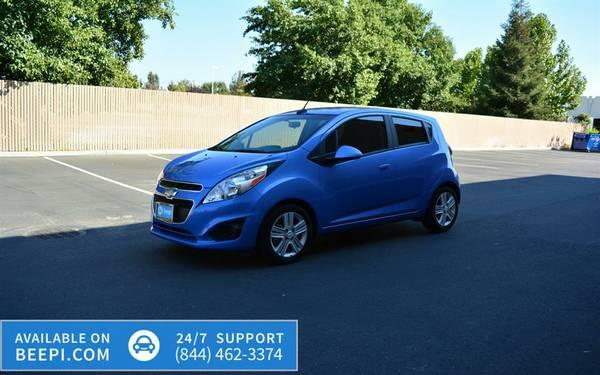 2014 *Chevrolet* *Spark* *5dr Hatchback* -$8,999