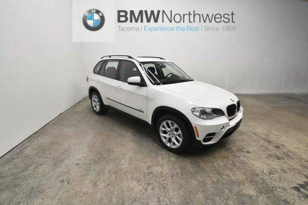 Certified 2013 *BMW* *X5-Series* AWD 4dr xDrive35i
