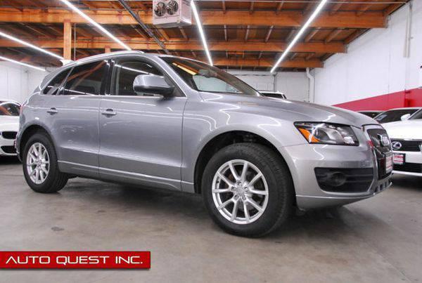 2010 *Audi* *Q5* quattro 4dr Premium Plus