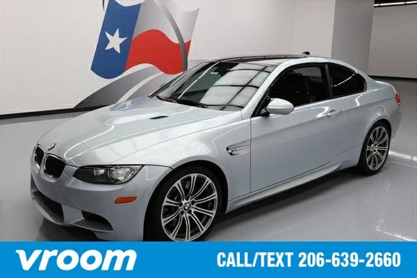 2010 BMW M3 7 DAY RETURN / 3000 CARS IN STOCK